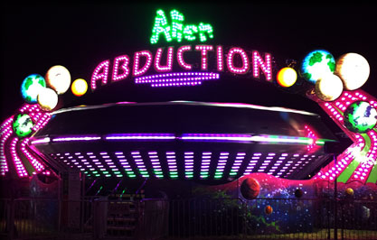 alien abduction ride - photo #33